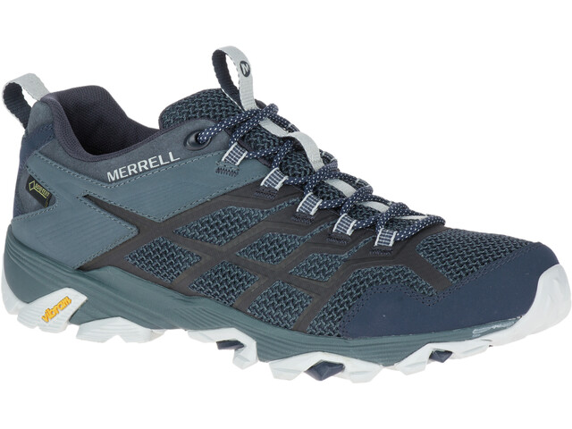 6bd3f69d7a7b55 Merrell Moab FST 2 GTX Shoes Men navy/slate at Addnature.co.uk
